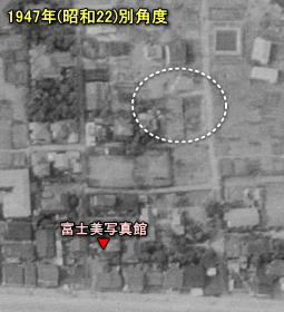 250キロ爆弾着弾地1947別.jpg