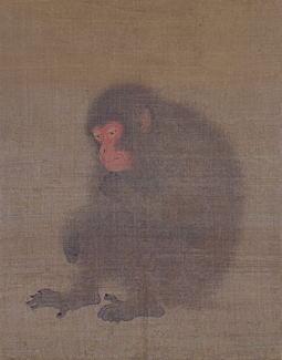 「猿図」(室町期).jpg