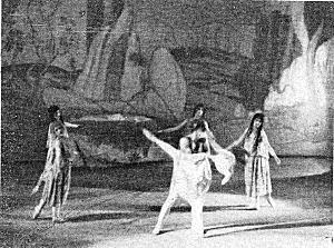 アンナ・パヴロワ「花の目醒」1922.jpg