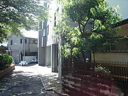 三角の家(左翼劇場)跡.JPG