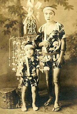 下落合氷川明神祭礼19251004.jpg