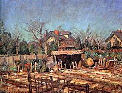 中村彝「目白の冬」1920.jpg