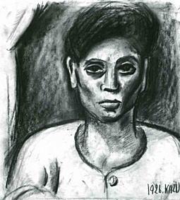 久保一雄「自画像」1926.jpg
