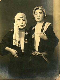 五若会女性会員1946.jpg