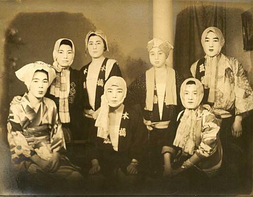 五若会祭礼時19460913.jpg