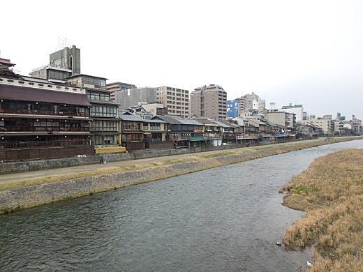 京都鴨川松原橋.JPG