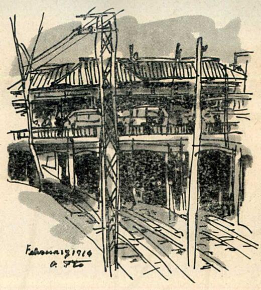 伊藤応久「目白駅」1964.jpg