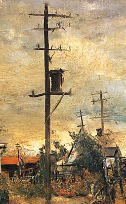 佐伯祐三「八島さんの前通り」1926.jpg