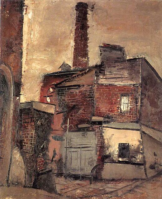 佐伯祐三「工場」1928.jpg