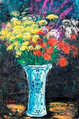 佐伯米子「野の花」1963.jpg