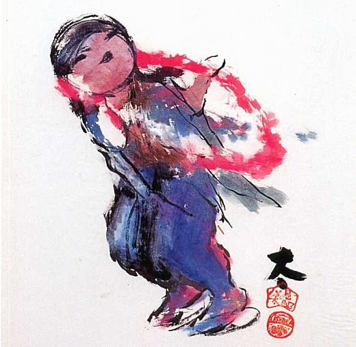 八島太郎「春」1974.jpg