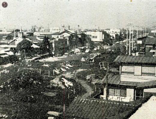 十三間道路工事歩道橋難航196702.jpg