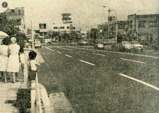 十三間道路開通196708.jpg