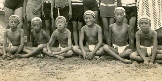 千代田小学校水泳1935.jpg