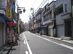南長崎ニコニコ商店街.JPG