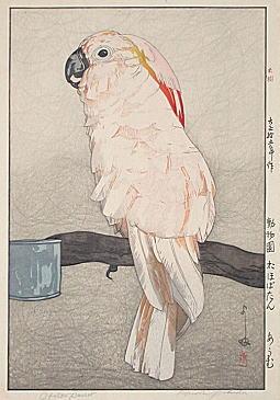 吉田博「あうむ」1926.jpg