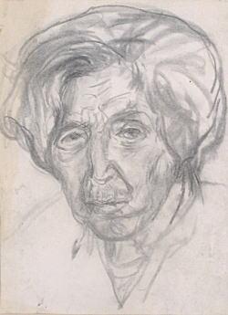夏目利政「自画像」1962.jpg