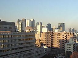 夜明けの新宿.JPG