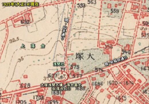 大塚浅間古墳1925.jpg