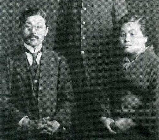 大賀一郎・歌子夫妻1929頃.jpg