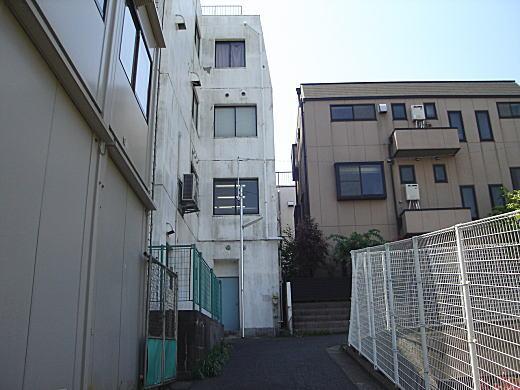 宮本百合子旧居跡.JPG
