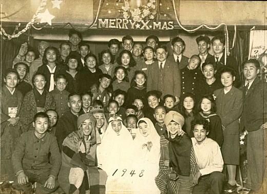 富ヶ谷教会クリスマス会1948.jpg