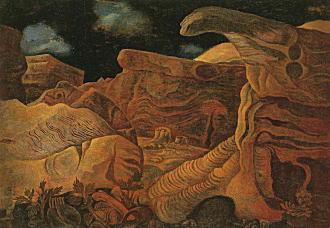 寺田政明「夜」1938.jpg