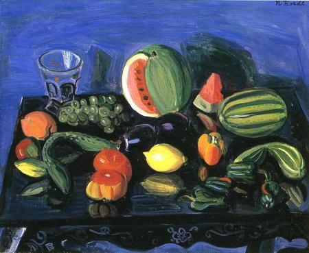 小出楢重「蔬菜静物」1925.jpg