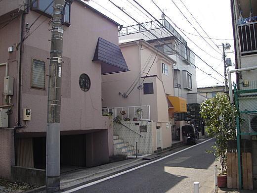 尾崎翠旧居跡(上落合842).JPG