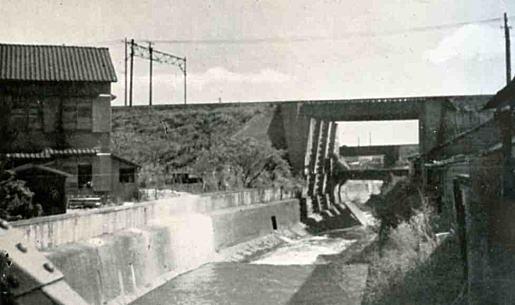山手線神田川鉄橋1955.jpg