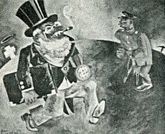 岩松惇「勲章で買えるものと勲章で喰えぬもの」1929.jpg