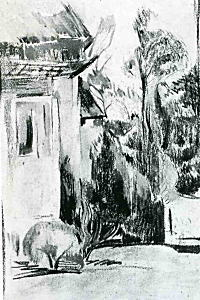 庭の一隅1916頃.jpg