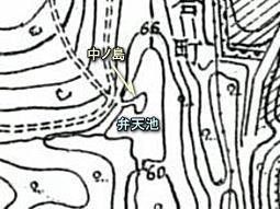 御留山弁天池1926-.jpg