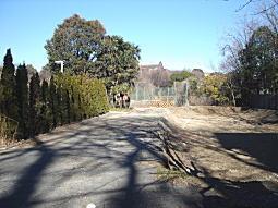 戸山5号宿舎跡埋設②地点.JPG