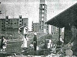 戸山ハイツ水道タンク1953.jpg