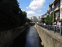 新杢橋から水車橋.JPG