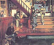 木村荘八「牛肉店帳場」1932.jpg