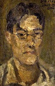木村荘八「自画像」1913.jpg