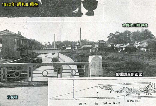 本郷氷川明神花見橋から.jpg