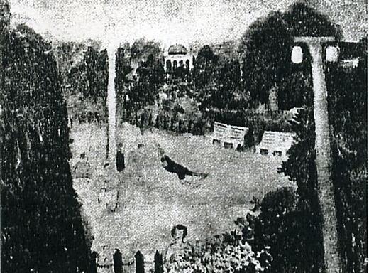 松下春雄「愉しき初夏の一隅」1926.jpg