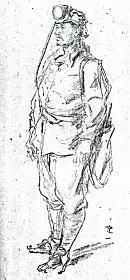 林唯一「炭坑夫」素描1944.jpg