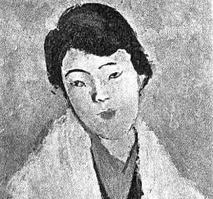 林武「婦人像」1929.jpg