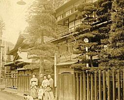 桔梗屋旅館の昔.jpg