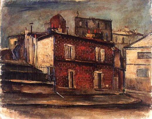 横手貞美「煉瓦の二階家」1930.jpg