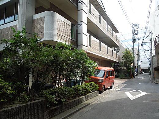 江戸川乱歩「緑館」跡.JPG