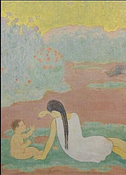 満谷国四郎「罌粟の花畠」1928_1.jpg