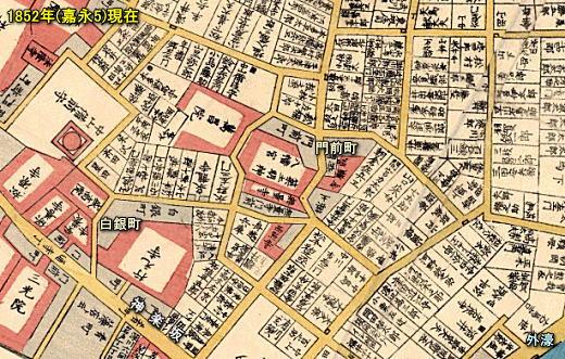 牛込礫川小日向絵図1852.jpg