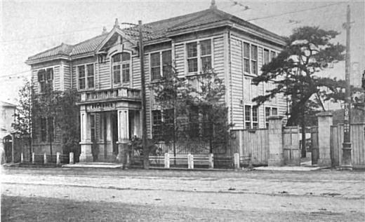 牛込神楽坂警察署1930.jpg