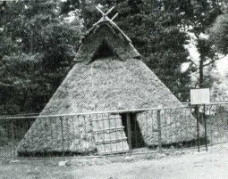 目白学園竪穴式住居復元.jpg