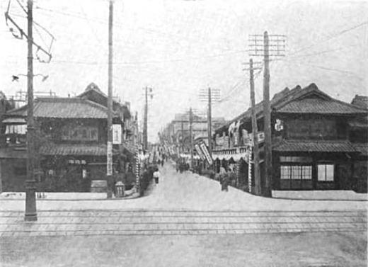 神楽坂(昭和初期).jpg